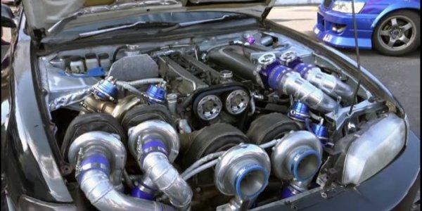 Турбированный двигатель: плюсы и минусы